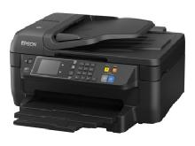Epson WorkForce WF-2660DWF - multifunktionsprinter (farve)