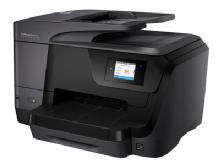 HP Officejet Pro 8710 All-in-One - multifunktionsprinter (farve)