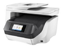 HP Officejet Pro 8730 All-in-One - farve