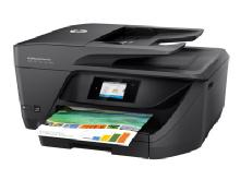 HP Officejet Pro 6960 All-in-One - farve