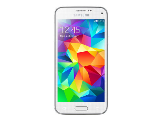 Samsung GALAXY S5 Mini - Android Phone - 16GB - Hvid (SM-G800FZWANEE)
