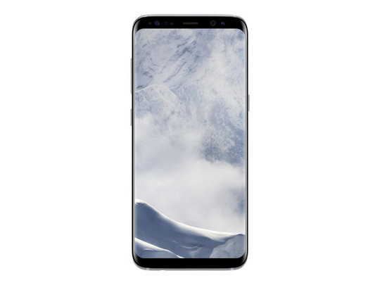Samsung Galaxy S8+ - Sølv - 64GB