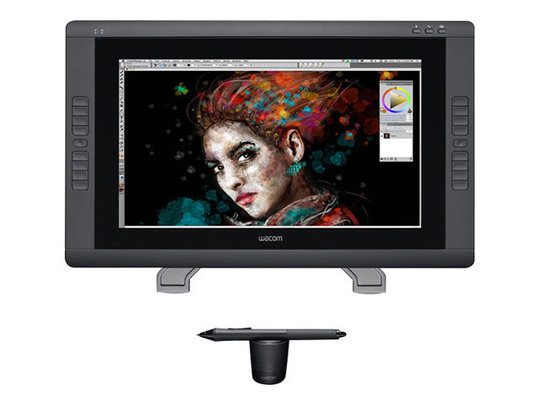 Wacom Cintiq 22HD - sort