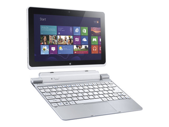 Acer ICONIA W510-27602G03iss