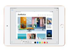 Apple 10.5-inch iPad Air Wi-Fi + Cellular - 3G, 4G - 256GB - Guld