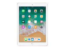 Apple 9.7-inch iPad Wi-Fi + Cellular - 3G, 4G - 128GB - Sølv
