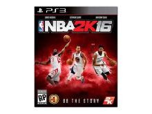 OUTLET NBA 2K16 - Sony PlayStation 3