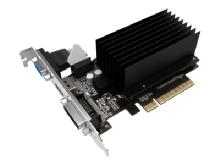 Gainward GeForce GT 720 SilentFX grafikkort - 2 GB