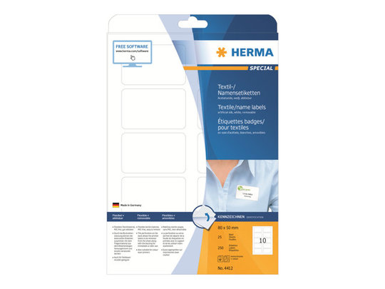 HERMA Special - 50 x 80 mm