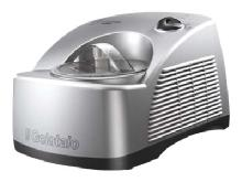 OUTLET DeLonghi II Gelataio ICK6000 - sølv