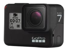 GoPro HERO7 Black - action-kamera