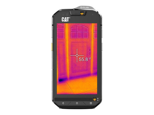 CAT S60 - Sort - 32GB